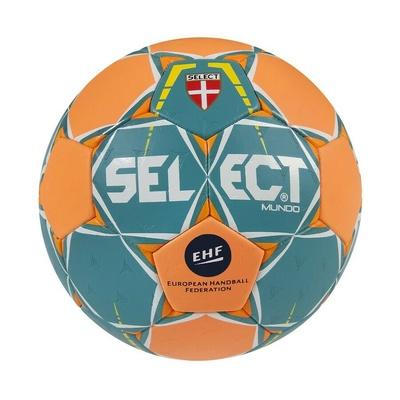 Piłka do piłki ręcznej Select HB Mund o zielono-pomarańczowy, Select