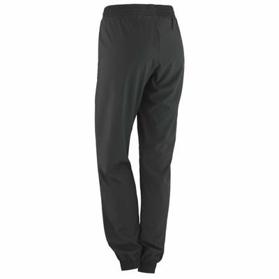 Damskie spodnie dresowe Kari Traa Nora pant 622641, czarny, Kari Traa