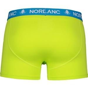 Męskie bawełna bokserki Nordblanc Głębokość zielony NBSPM6865_JSZ, Nordblanc