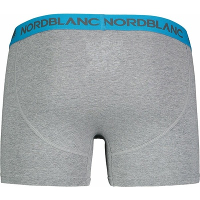 Bawełna męska bokserki NORDBLANC Ognisty NBSPM6866_TSD, Nordblanc