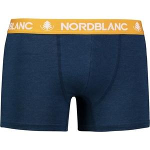 Męskie bawełna bokserki NORDBLANC Fiery NBSPM6866_ZEM, Nordblanc