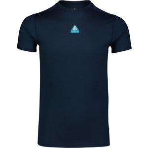 Męskie thermo koszulka Nordblanc Odpowiedź niebieskie NBWFM6869_ZEM, Nordblanc