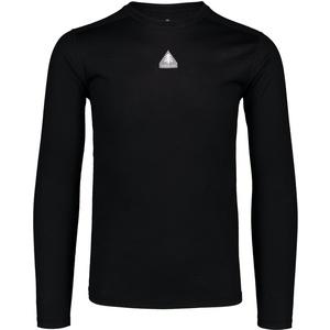 Męskie thermo koszulka Nordblanc SOLACE czarne NBWFM6870_CRN