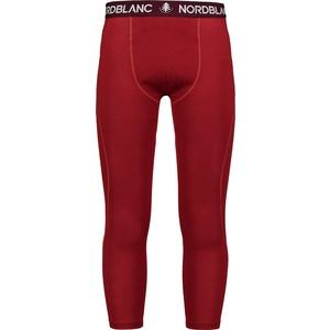 Męskie thermo spodnie Nordblanc Rozciąganie pomarańczowe NBWFM6871_RON, Nordblanc