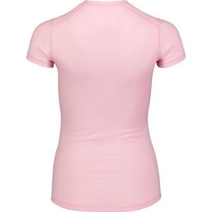 Damskie koszulka Nordblanc Relacja rużowy NBWFL6872_KRR, Nordblanc