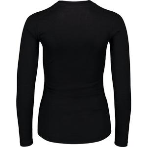 Damskie thermo koszulka Nordblanc Union czarne NBWFL6873_CRN, Nordblanc