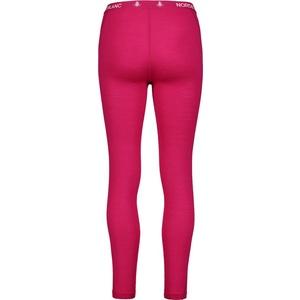 Damskie thermo spodnie Nordblanc Rapport ciemno rużowy NBWFL6874_RUV, Nordblanc