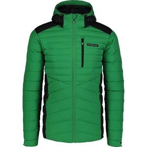 Męska zimowy kurtka Nordblanc Shale zielony NBWJM6910_ZME, Nordblanc