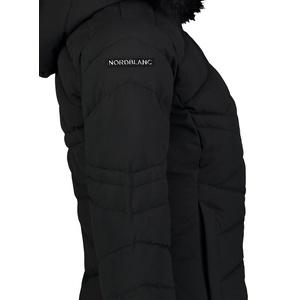 Damska zimowy kurtka Nordblanc Pucker czarny NBWJL6927_CRN, Nordblanc