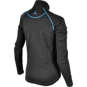 Damska bluza Silvini Cristallo WJ558L charcoal (rozszerzona), Silvini