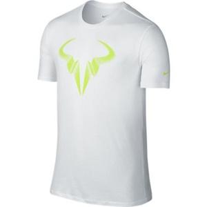 Koszulka Nike Rafael Nadal Icon Tee 698234-100, Nike