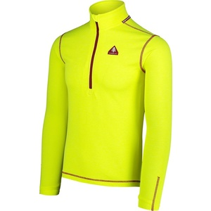 Męskie thermo koszulka Nordblanc Trifty żółte NBBMM7083_BPZ, Nordblanc