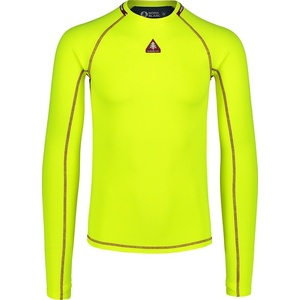 Męskie thermo koszulka Nordblanc Lusty żółty NBBMD7086_BPZ, Nordblanc