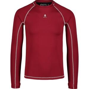 Męskie thermo koszulka Nordblanc Lusty czerwona NBBMD7086_HCA, Nordblanc