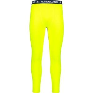 Męskie thermo spodnie Nordblanc STARTLE żółte NBBMD7088_BPZ, Nordblanc