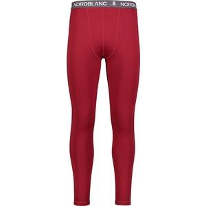 Męskie thermo spodnie Nordblanc STARTLE winowe NBBMD7088_HCA, Nordblanc