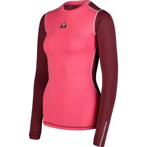 Damskie thermo koszulka Nordblanc PLY różowa NBBLD7097_JER, Nordblanc