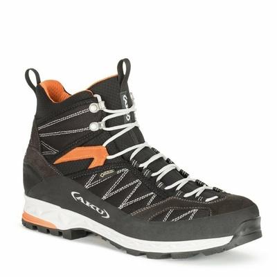 Męskie buty AKU Tengu Lite GTX czarno-pomarańczowy, AKU