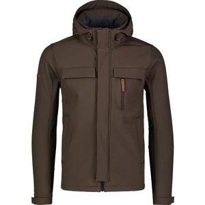 Męska ocieplona softshell kurtka Nordblanc Chwyć NBWSM7173_HKA, Nordblanc