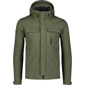 Męska ocieplona softshell kurtka Nordblanc Chwyć NBWSM7173_ZSA, Nordblanc