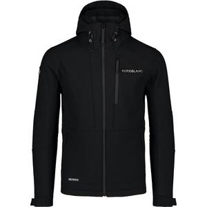Męska narciarska softshell kurtka Nordblanc Zmagać się NBWSM7322_CRN