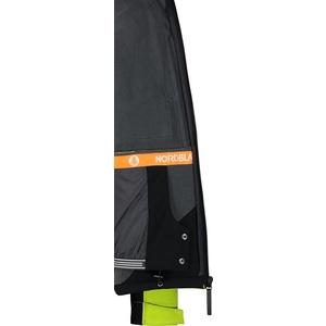 Męska narciarska softshell kurtka Nordblanc Zmagać się NBWSM7322_JSZ, Nordblanc