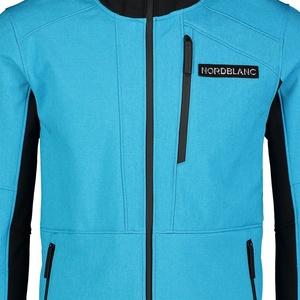 Męska narciarska softshell kurtka Nordblanc Zmagać się NBWSM7322_KLR, Nordblanc