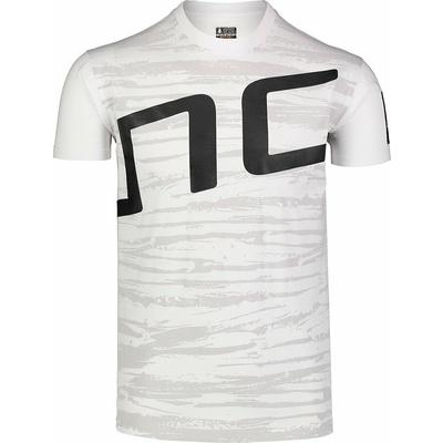 Koszulka męska Nordblanc Iantos biały NBSMT7393_BLA, Nordblanc