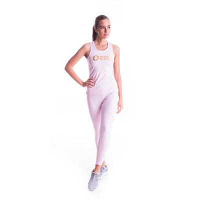 Fitness kobiet podkoszulka Nordblanc Balsam różowy NBSLF7446_BRR, Nordblanc