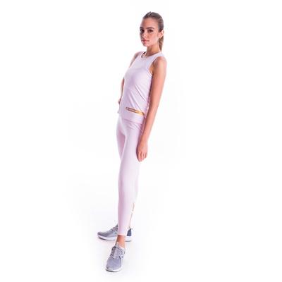 Fitness kobiet podkoszulka Nordblanc Aero różowy NBSLF7447_BRR, Nordblanc