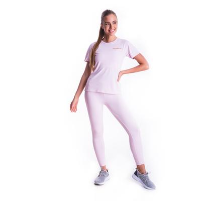 Funkcjonalne dla kobiet koszulka Nordblanc Training różowy NBSLF7450_BRR, Nordblanc