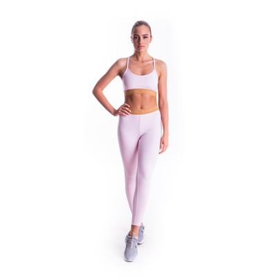 Fitness kobiet legginsy Nordblanc Elastyczność różowy NBSPL7454_BRR, Nordblanc