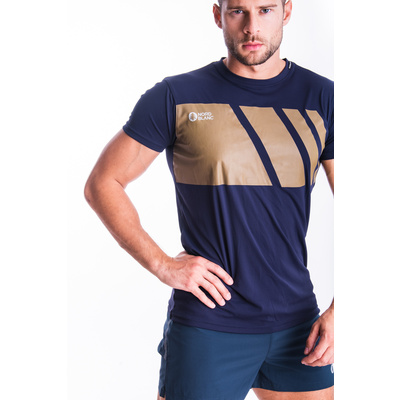 Koszulka męska Nordblanc Legacy tm. niebieski NBSMF7458_NMM, Nordblanc
