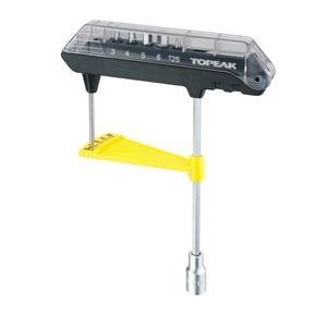 Narzędzia Topeak ComboTorq klucz i zestaw wsadzających imbusów, Topeak