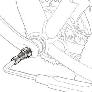 Uciągacz klik Topeak Universal Crank Uciągacz TPS-SP19, Topeak