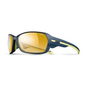 Przeciwsłoneczna okulary Julbo DIRT 2.0 Zebra dark niebieski / żółty, Julbo