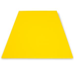 Mata samodmuchająca Yate AEROBIC 8mm żółty O22, Yate