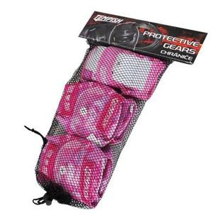Ochraniacze Tempish Meex Pink, Tempish