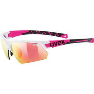 Sportowe okulary Uvex SPORTSTYLE 224, White Pink (8316), Uvex