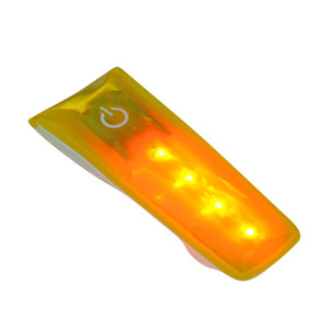 Odblaskowy klips + LED Tempish, Tempish