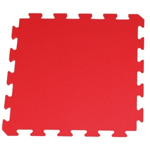 Podkładka Yate Fitness Homefloor 50x50x1,5cm czerwona, Yate