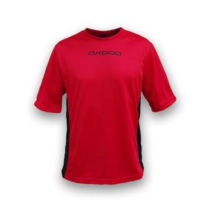 Koszulka OXDOG MOOD SHIRT czerwony / czarny, Oxdog
