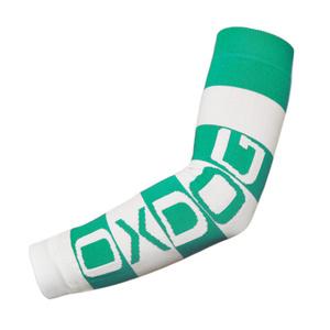 Rękaw OXDOG GAMA ARMSLEEVE green/white, Oxdog