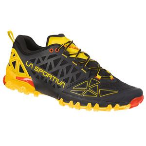 Buty La Sportiva Bushido II czarny / żółty, La Sportiva