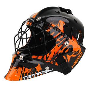 Bramkarzska maska Tempish Hero color senior pomarańczowy, Tempish