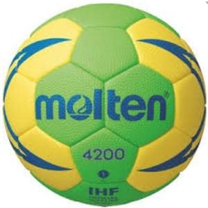 Ręczna piłka MOLTEN H1X4200-GY, Molten