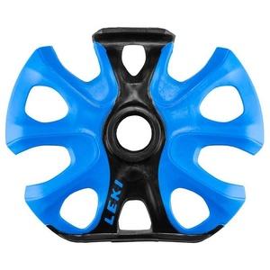 Talerzyk LEKI Big Mountain wiążący Basket 2K 95 mm with hook black-blue 853500105, Leki