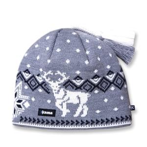 czapka Kama AW09 109 siwy, Kama