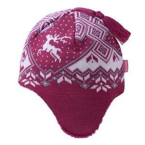 Dziecięca czapka Kama B61 114 różowa, Kama