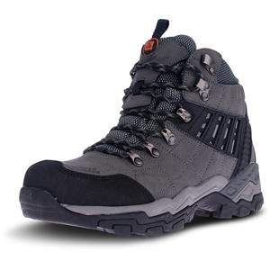 Męskie skóra outdoorowe buty NORDBLANC Earth NBHC86 SDA, Nordblanc
